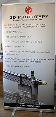 Stojaki reklamowe Kielce